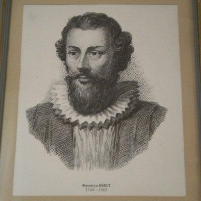 francois viete François vieta o viète (fontenay-le-comte, francia, 1540 - parís, 1603) matemático francés fue miembro del parlamento de bretaña (1573-1582) y después consejero privado de las cortes de.